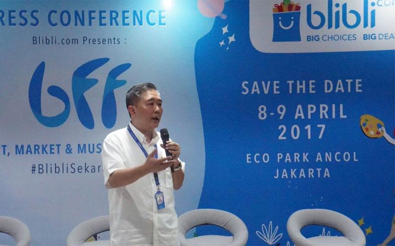 Dorong Potensi Brand Lokal, Blibli.com Gelar Festival Art
