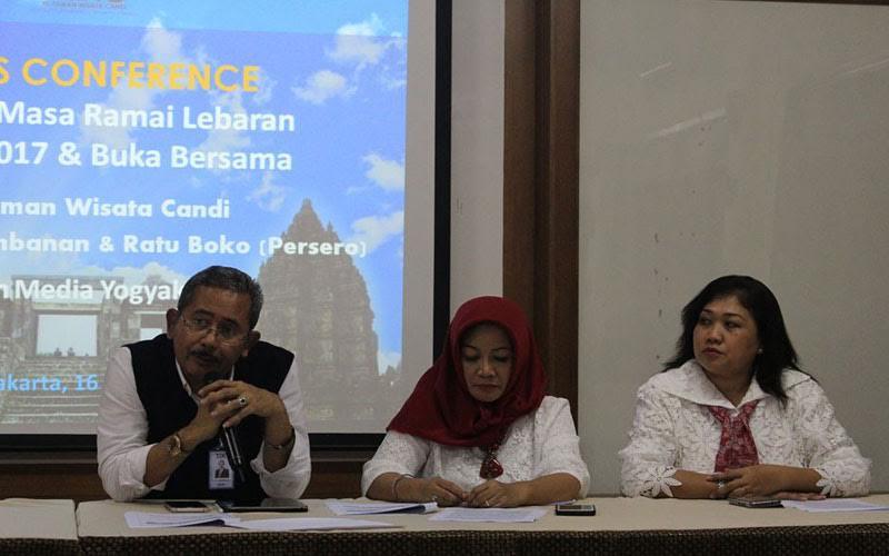 Pt Taman Wisata Candi Borobudur Targetkan 316 792 Wisatawan Di Musim