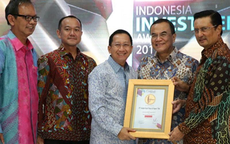 Unit Usaha Perusahaan Kertas Sinar Mas Sabet Indonesia